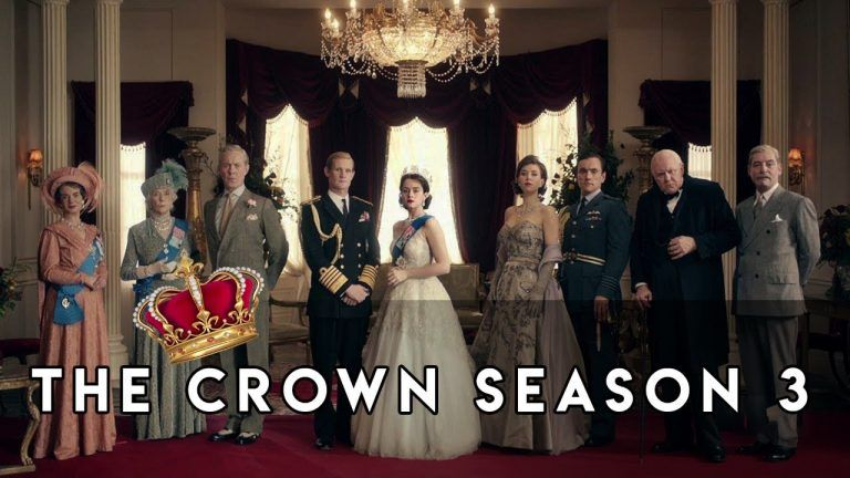 theCrown S3-5