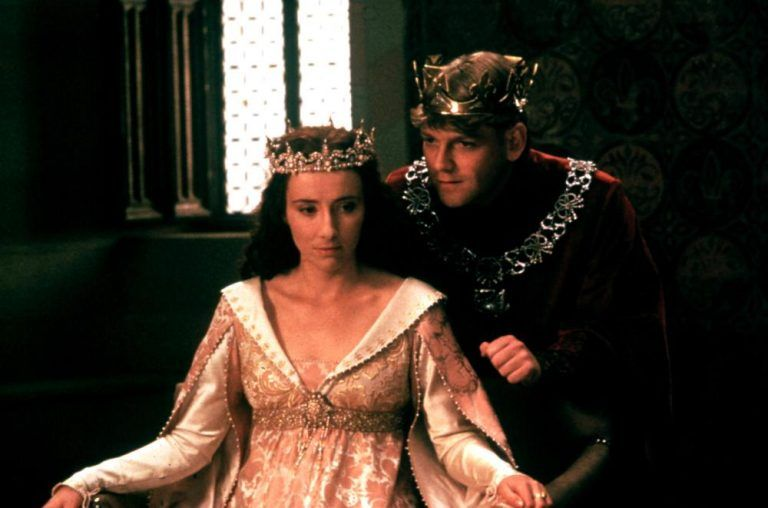 HENRY V, Emma Thompson, Kenneth Branagh, 1989